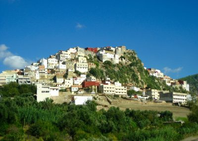 Moulay Idriss in Morocco
