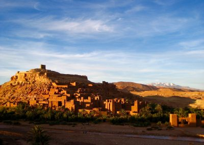 Visit Ksar Ait Ben Haddou on a private guided day trip from Marrakech with Experience Morocco