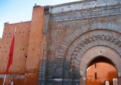 Marrakech's Bab Agnaou