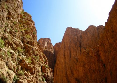 Todra Gorge in southern Morocco